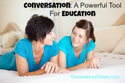Conversation: A Powerful Tool For Education