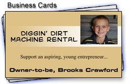 brooks card